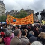 Avrupa'da işçi ve emekçiler 1 Mayıs'ı alanlarda selamladı