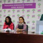 Buldan: 'Tutuklamalarla bizi yıldıramazlar'