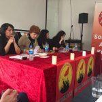Avrupa Demokratik Kadın Hareketi Solingen'de Panel Gerçekleştirdi