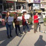 Tacizci doktoru teşhir eden kadınlara gözaltı