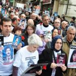 Cumartesi Anneleri, 722. haftada Ayşenur Şimşek için adalet istedi