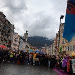 İnnsbruck'da 8 Mart yürüyüşü!