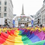 Londra Pride Walk 2019