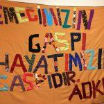 Avrupa Demokratik Kadın Hareketi Eğitim kampı gerçekleştirildi
