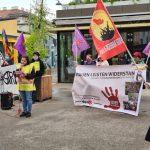 Avrupa Kadın Dayanışması Çarşamba eylemleri