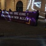 Avusturya'da kadına yönelik şiddet ve kadın katliamları 2021'de devam ediyor